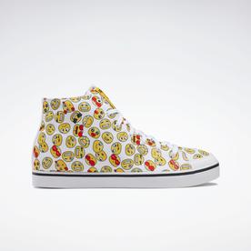 ベルリン ミッド シューズ / Berlin Mid Shoes (ホワイト)