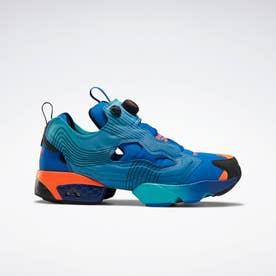 【Reebok×Chromat】インスタポンプ フューリー / Chromat Instapump Fury Shoes (ブルー)