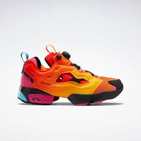 【Reebok×Chromat】インスタポンプ フューリー / Chromat Instapump Fury Shoes (オレンジ)