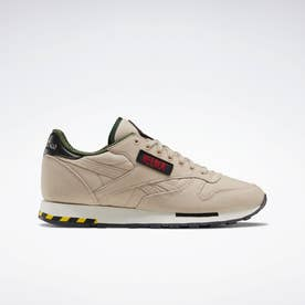 【CLASSIC x Ghostbusters】ゴーストバスターズ クラシック レザー / Ghostbusters Classic Leather Shoes
