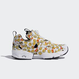 インスタポンプ フューリー / Instapump Fury Nylon Shoes (ホワイト)