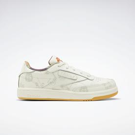 クラブ シー / Club C 85 Shoes (ホワイト)