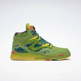 ジュラシック・パーク ポンプ オムニ ゾーン II / Jurassic Park Pump Omni Zone II Shoes (グリーン)