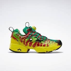 ジュラシック・パーク インスタポンプ フューリー / Jurassic Park Instapump Fury OG Shoes (グリーン)