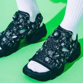 Reebok【CLASSIC x Chocomoo】インスタポンプフューリーサンダル / INSTAPUMP FURY SANDAL (ブラック)