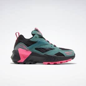 Reebokアズトレック ダブル ミックス トレイル / Aztrek Double Mix Trail Shoes (グリーン)