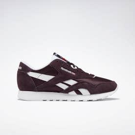 Reebokクラシック ナイロン / Classic Nylon Shoes (パープル)