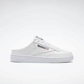 クラブ シー / Club C 85 Mule Shoes (ホワイト)