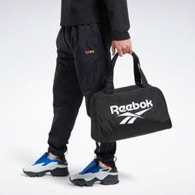 Reebokクラシックス ファウンデーション ダッフル バッグ / Classics Foundation Duffel Bag (ブラック)