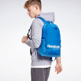 Reebokクラシックス コア バックパック / Classics Core Backpack (ブルー)