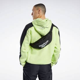 Reebokクラシックス ファウンデーション ウエスト バッグ / Classics Foundation Waist Bag (ブラック)