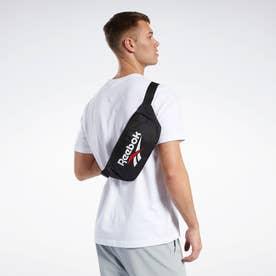 Reebokクラシックス ベクター ウエスト バッグ / Classics Vector Waist Bag (ブラック)