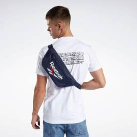 Reebokクラシックス ベクター ウエスト バッグ / Classics Vector Waist Bag (ブルー)