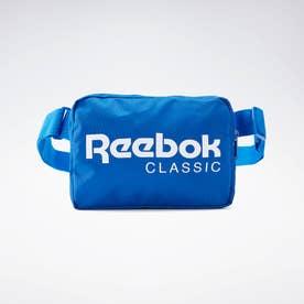 Reebokクラシックス コア ショルダー バッグ / Classics Core Shoulder Bag (ブルー)