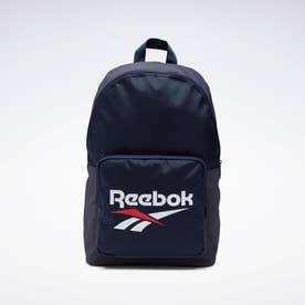 クラシックス ファウンデーション バックパック / Classics Foundation Backpack (ネイビー)