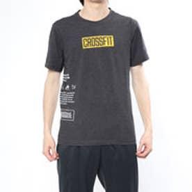 REEBOK メンズ フィットネス 半袖Tシャツ クロスフィット ショートスリーブ MOVE Tシャツ DP4588