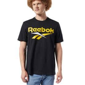 ReebokCL ベクター Tシャツ (ブラック)