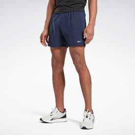 ラン エッセンシャルズ 5インチ ショーツ / Run Essentials 5-Inch Shorts (ブルー)