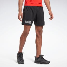 ラン エッセンシャルズ 7インチ ラン ファスト ショーツ / Run Essentials 7-Inch Run Fast Shorts (ブラック)