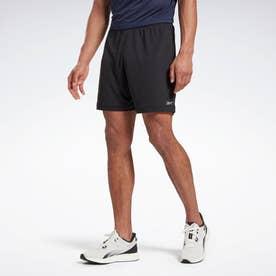 ラン エッセンシャルズ ベーシック 7インチ ショーツ / Run Essentials Basic 7-Inch Shorts (ブラック)