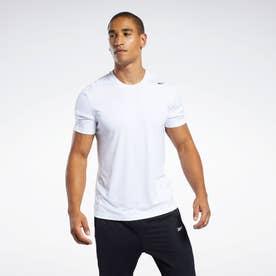 ワークアウト レディ ポリエステル テック Tシャツ / Workout Ready Polyester Tech Tee (ホワイト)