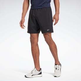 ランニング エッセンシャルズ 7インチ ウーブンショーツ / Running Essentials 7-Inch Woven Shorts (ブラック)