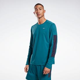ランニング エッセンシャルズ Tシャツ / Running Essentials Tee (ブルー)