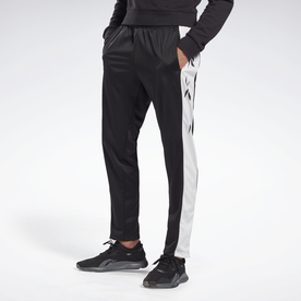 トレーニング エッセンシャルズ ベクター トラック パンツ / Training Essentials Vector Track Pants (ブラック)