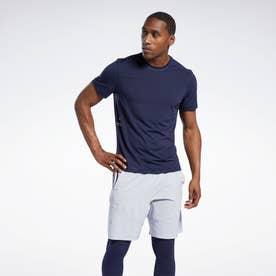【2021春夏】レズミルズ アクティブチル Tシャツ / Les Mills Activchill  T-Shirt (ネイビー)