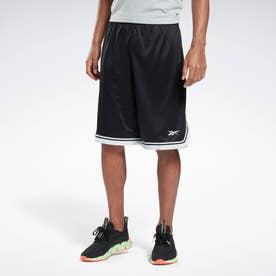 ワークアウト レディ メッシュショーツ / Workout Ready Mesh Shorts (ブラック)