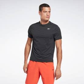 ユナイテッド バイ フィットネス パーフォレーテッド Tシャツ / United By Fitness Perforated Tee (ブラック)