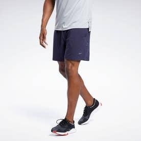 【2021春夏】レズミルズ ドリームブレンド コットンショーツ / Les Mills DreamBlend Cotton Shorts (ネイビー)