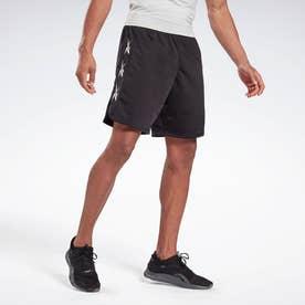 トレーニング エッセンシャルズ ベクター ショーツ / Training Essentials Vector Shorts (ブラック)