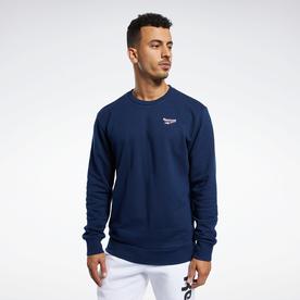 クラシックス ベクター クルー スウェットシャツ / Classics Vector Crew Sweatshirt (ブルー)