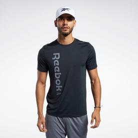 ワークアウト レディ アクティブチル Tシャツ / Workout Ready ACTIVCHILL Tee (ブラック)