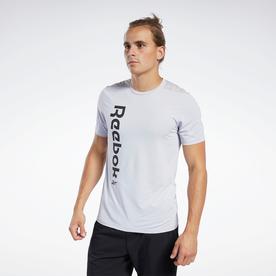 ワークアウト レディ アクティブチル Tシャツ / Workout Ready ACTIVCHILL Tee (グレー)