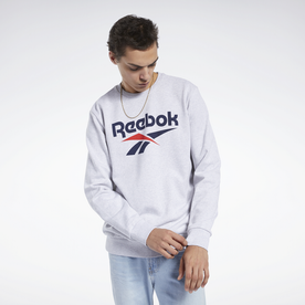 クラシックス ベクター クルー スウェットシャツ / Classics Vector Crew Sweatshirt (グレー)