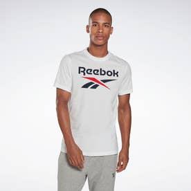グラフィック シリーズ スタックト Tシャツ / Graphic Series Stacked Tee (ホワイト)