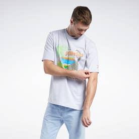 ジュラシック・パーク Tシャツ / Jurassic Park T-Shirt (グレー)