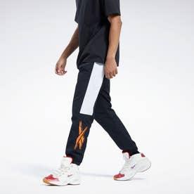 クラシックス バスケットボール ウーブン パンツ / Classics Basketball Woven Pants (ブラック)