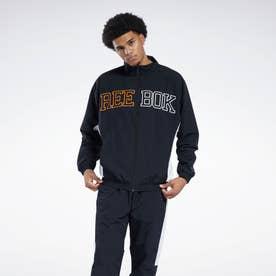 クラシックス バスケットボール ウーブン トラック ジャケット / Classics Basketball Woven Track Jacket (ブラック)