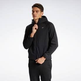 DMX トレーニング マイクロ フリース ジャケット / DMX Training Micro Fleece Jacket (ブラック)