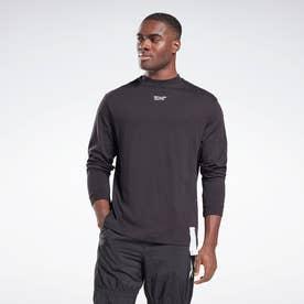MYT タイラー ロング スリーブ Tシャツ / MYT Tyler Long Sleeve T-Shirt (ブラック)