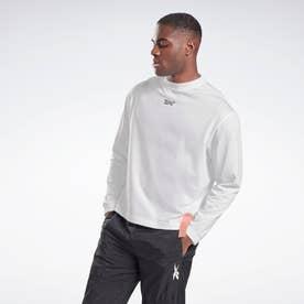 MYT タイラー ロング スリーブ Tシャツ / MYT Tyler Long Sleeve T-Shirt (ホワイト)