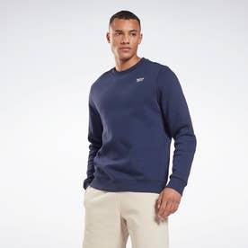 アイデンティティ クルー スウェットシャツ / Identity Crew Sweatshirt (ブルー)