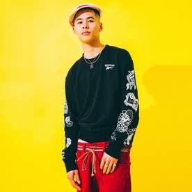 Reebok【CLASSIC x Chocomoo】x チョコムー セーター シャツ / x Chocomoo Sweater Shirt (ブラ