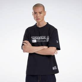 CL X BlackEyePatch SS Tシャツ / CL X BEP SS Tee2 (ブラック)