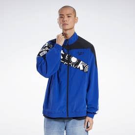 CL X BlackEyePatch T ジャケット / CL X BEP T JKT (ブルー)