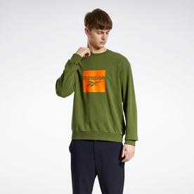 クラシックス スウェットシャツ / Classics Sweatshirt (グリーン)