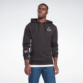 【CLASSIC x Assassin's Creed】アサシン クリード フーディー / Assassin's Creed Hoodie (ブラック)